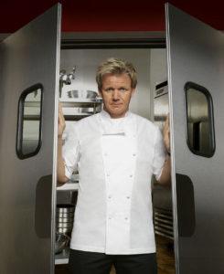 Cooking like Gordon Ramsay